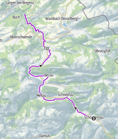 Map / Achtal-Ultra 47