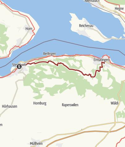 Map / Fabelweg Steckborn – Ermatingen