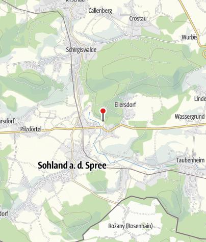Karte / Stausee Sohland a.d. Spree