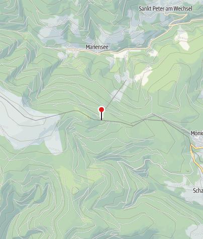 Karte / STOA ALM - Chalet & Schirmbar