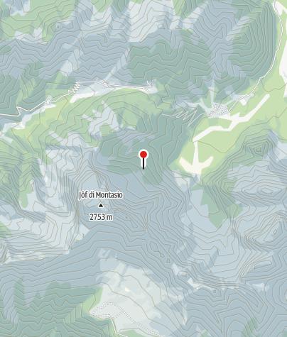 Karte / Biv. Stuparich
