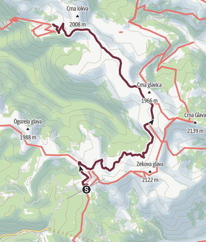 Map / Vranjak - Dolovi (day 12)