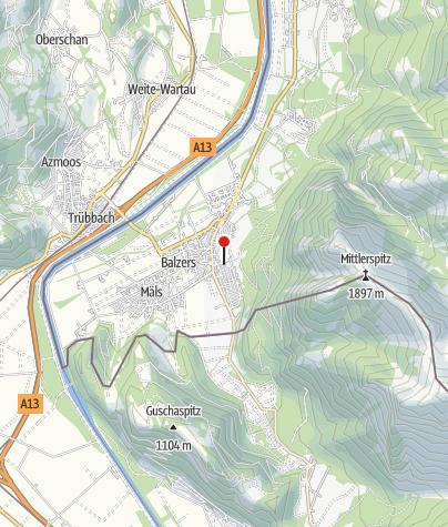 Karte / Lindenbrunnen