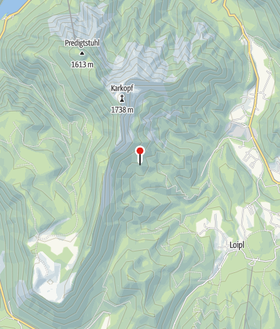 Karte / Brandlhütte