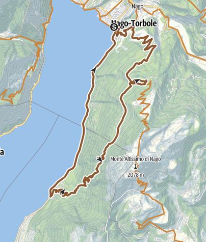 Map / Dosso dei Roveri
