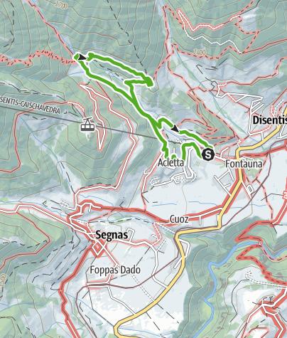 Karte / Kneipp-Weg