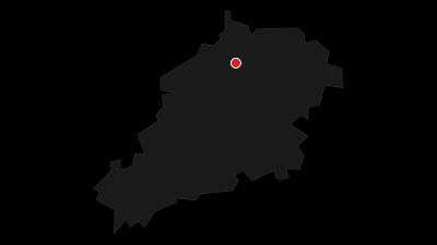 Karte / Rundwanderung im Tautenburger Forst