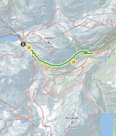 Karte / Kräuterwanderung