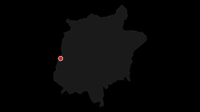 Cartina / Escursione intorno al Catinaccio