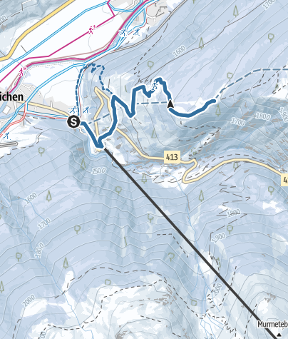 Carte / Blaswald-Trail
