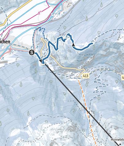 Map / Blaswald-Trail