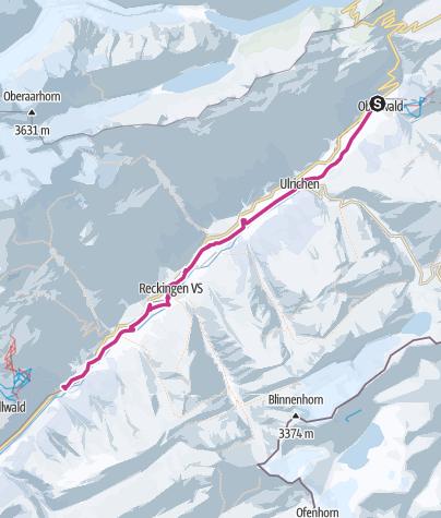 Map / Rottenweg