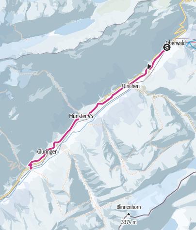 Map / Hangweg