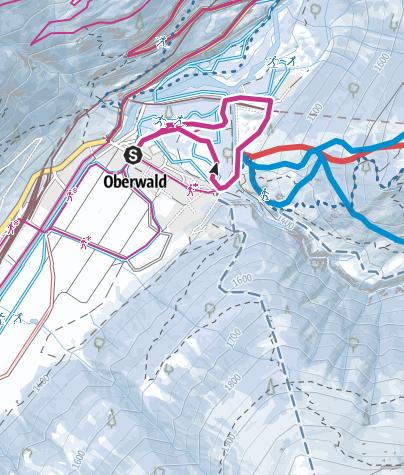 Map / Pischenwald