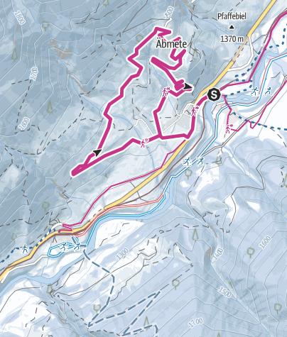Map / Chastebiel