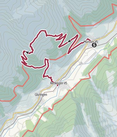 Map / Galmihornhütte - «Rundum hibsch»
