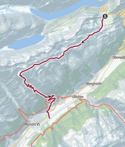 Map / 9 Seen-Weg