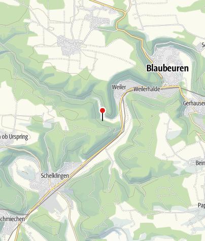 Map / Von Elfenbein und Rentierjägern – Erdgeschichte erleben auf der Schwäbischen Alb
