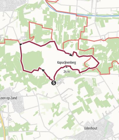 Map / Route, 14 nov. 2020 09:19:08