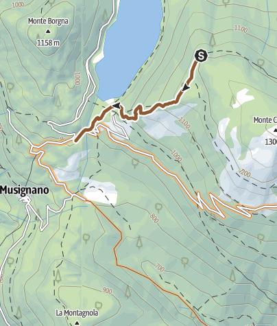 Map / 212 - Diga Sud