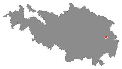 Karte / Wanderung zum Gipfelkreuz von Königswiesen