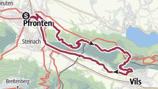 Karte / Königstraum