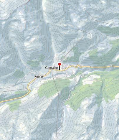 Karte / Die wohl kleinste Nusstorte der Welt