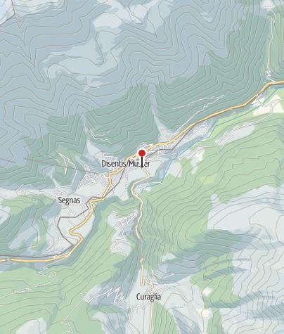 Karte / Sennaria Surselva