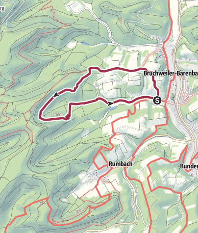 Map / Schlangenberg-Tour