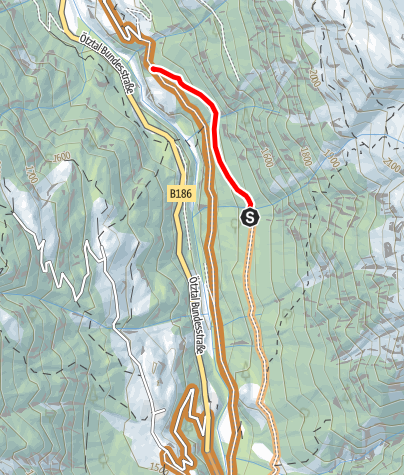 Map /  Kaiser Trail (698)