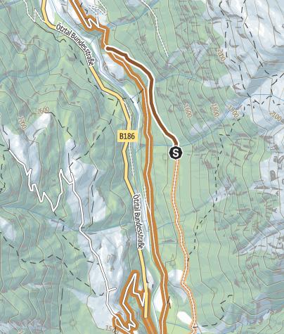 Map /  Kaiser Trail (698)