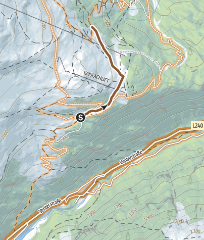 Map /  Löple Trail (678)
