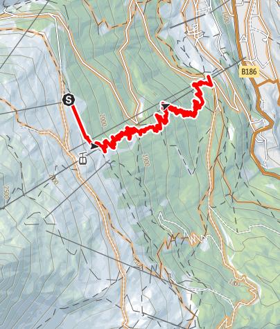 Karte / TEÄRE LINE (6003)