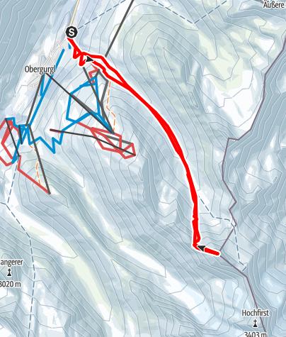 Map / Granatenkogel