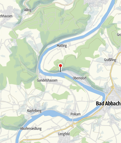Karte / Hanselberghütte