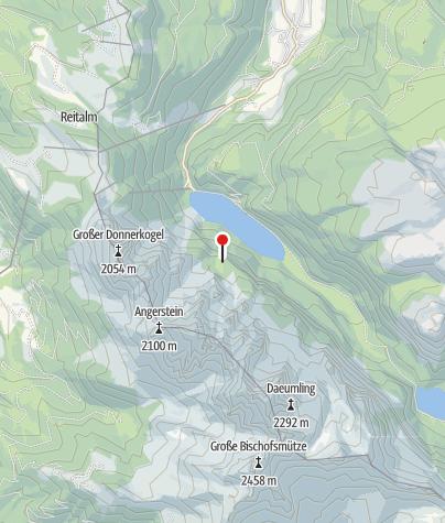 Karte / Scharwandalm 1348m