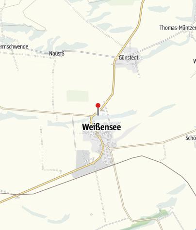 Karte / Turmwindmühle - Weißensee