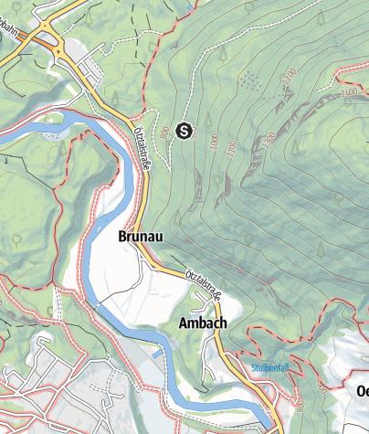 Karte / Klettergarten Amberg