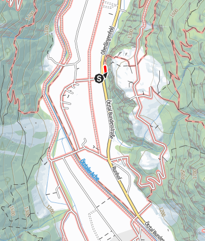 Map / Ferrata Reinhard Schiestl