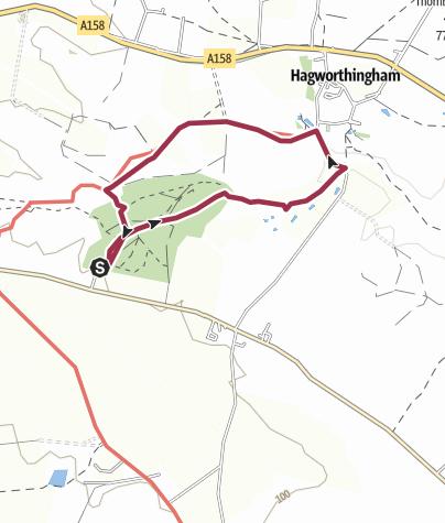 Map / Snipedales circular