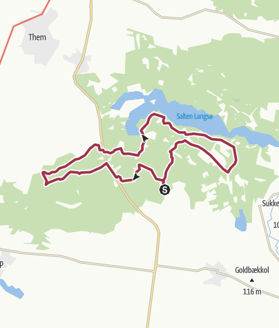 Map / Addit skov 3 Jan 2021 at 09.35