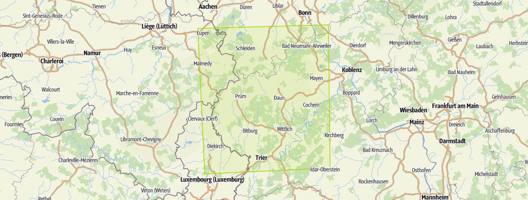 Karte / Eifel (3in1)
