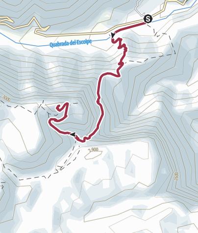 Map / Happy Feet Torreon de la Cuesta