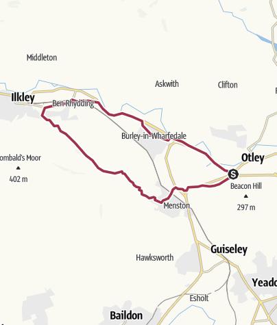 Map / Route, Jan 6, 2021 11:21:52 AM