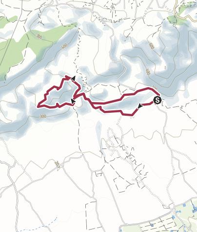 Map / Sierra Marmol and Quarry 3 Jan 2021 10:38:11