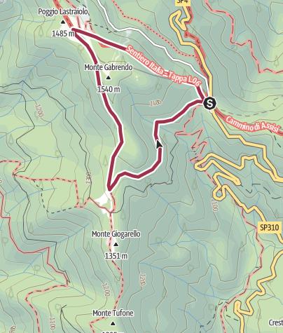 Map / Burraia In Quiete