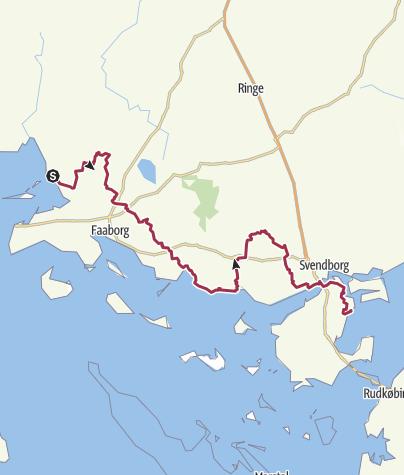 Map / Fjällräven Classic Danmark 2016