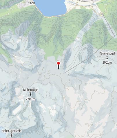 Karte / Gjaid Alm