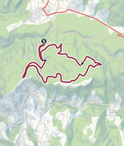 Map / Route, 13 janv. 2021 21:05:05