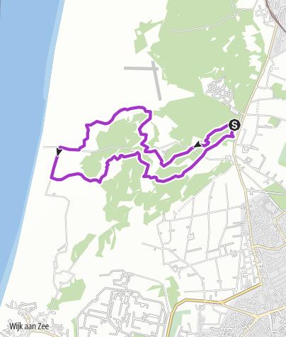 Map / 16-01 Lange trailrun